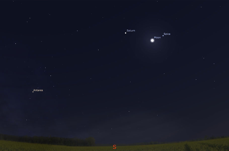 Skywatching: June 18-19 | The Urban Skywatcher